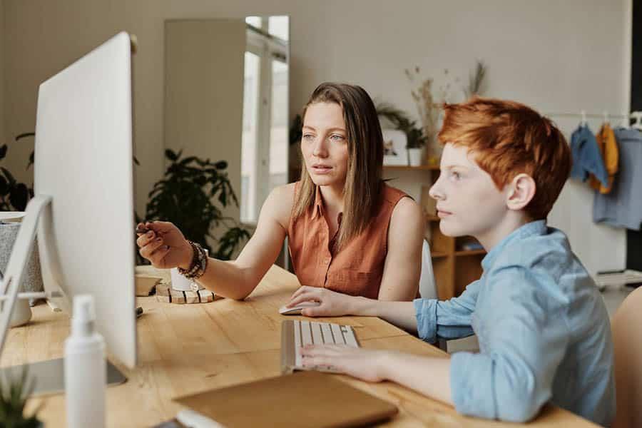 huiswerkplanning kind begeleiding gedragsproblemen